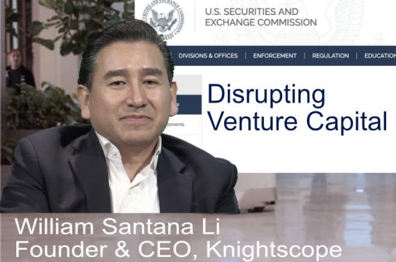 Disrupting Venture Capital
