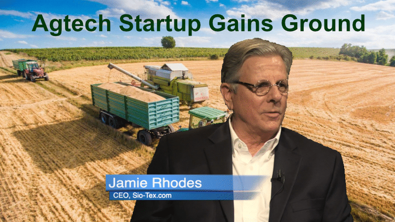 Agtech Startup Gains Ground