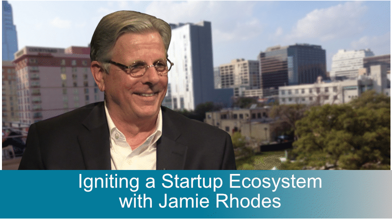 Igniting the Texas Startup E …