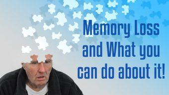 Memory Loss – What you …